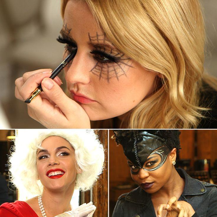 7 Halloween makeup looks you can master.