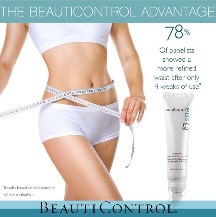 Get ready for swimsuit season! Bye bye, cellulite! #BeautiControl