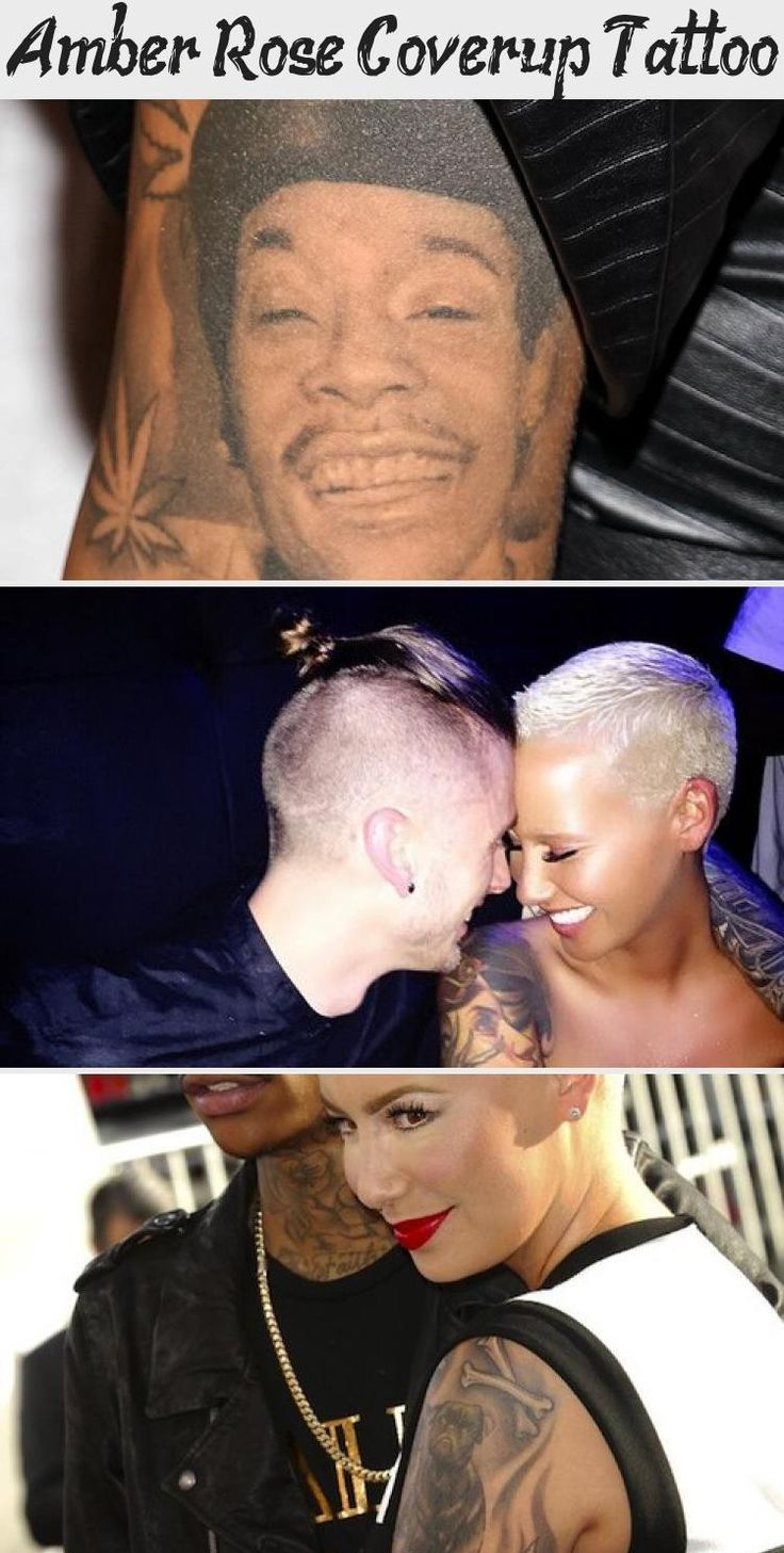 Amber Rose Coverup Tattoo in 2020 Famous tattoos