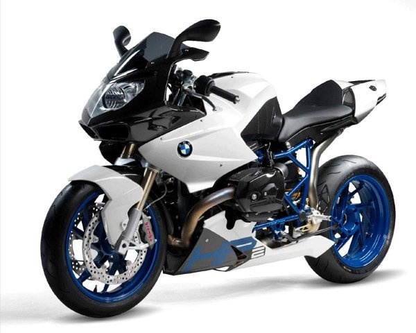 Special Motorsport - BMW HP2
