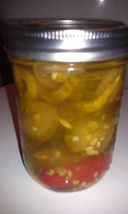 Homemade Wickles (Like) Pickles - Copycat Recipe on How to Make a Seriously Hot, Deliciously Sweet, Garlic Butter Pickle