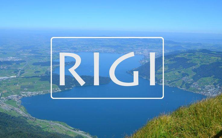 Pociągiem na RIGI | Dziki lud szwajcarski!