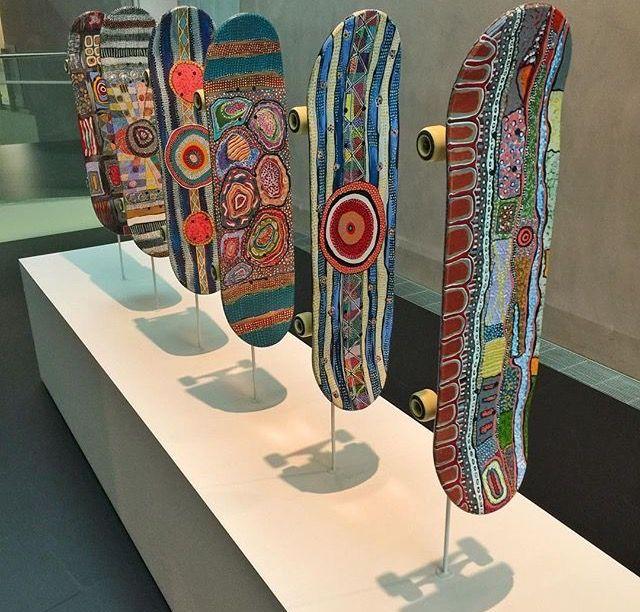 Artsy decks