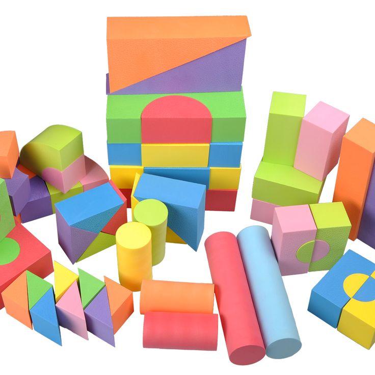 boy imagine fashion foam building blocks toys for sale