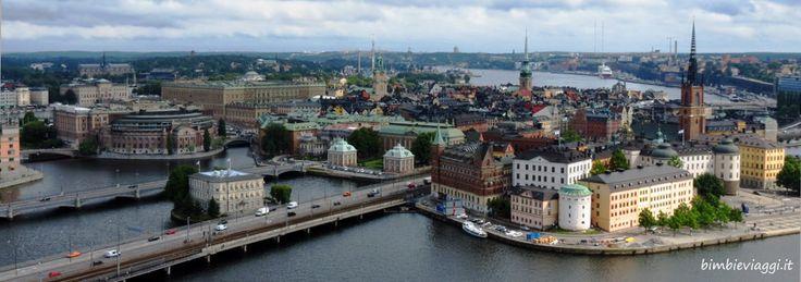 Due settimane in Lapponia svedese con bambini, alla scoperta del territorio sul trenino rosso, attraverso le foreste e le città, in particolare Stoccolma