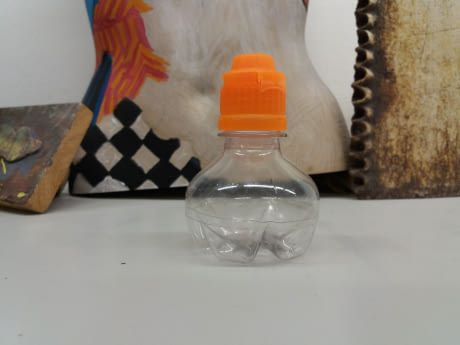 Big water bottle, just like my d*ck