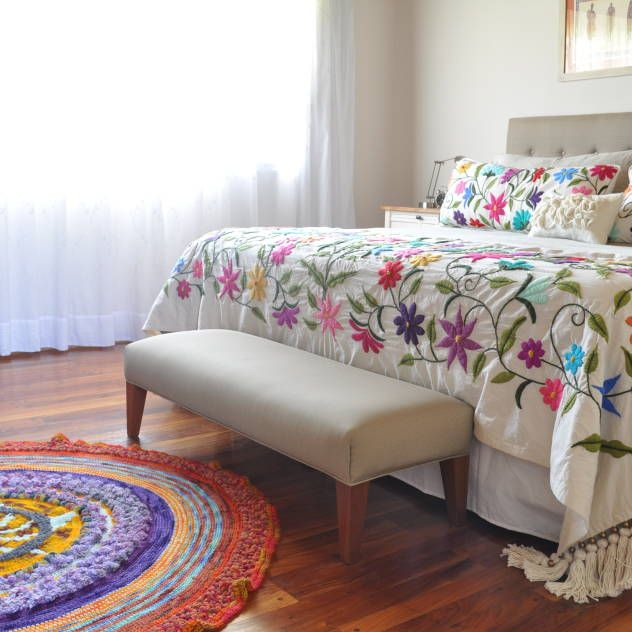 M s de 25 ideas incre bles sobre dormitorio mexicano en for Homify argentina
