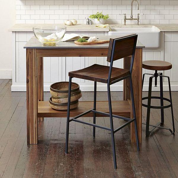Modern Kitchen Island Wes Elm