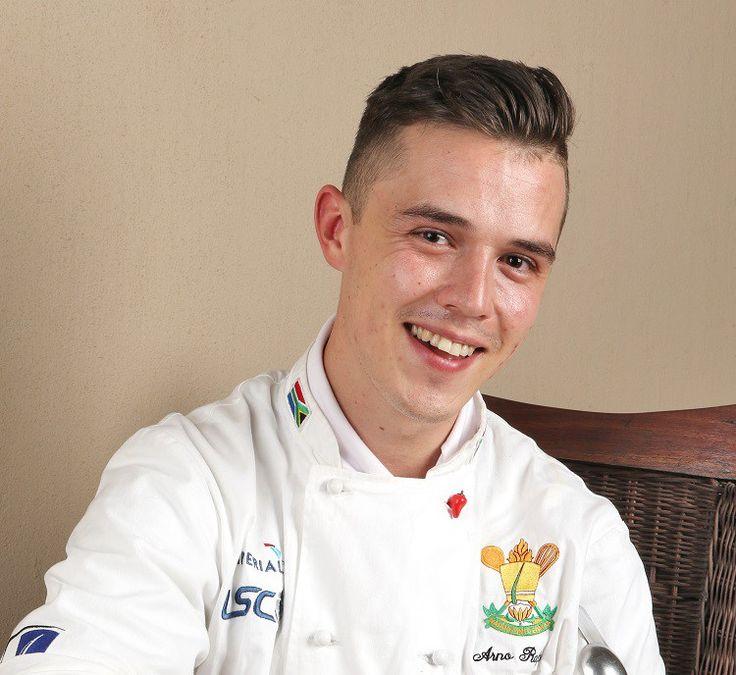 #SAOlympicChef @CulinaryTeam Arno Ralph