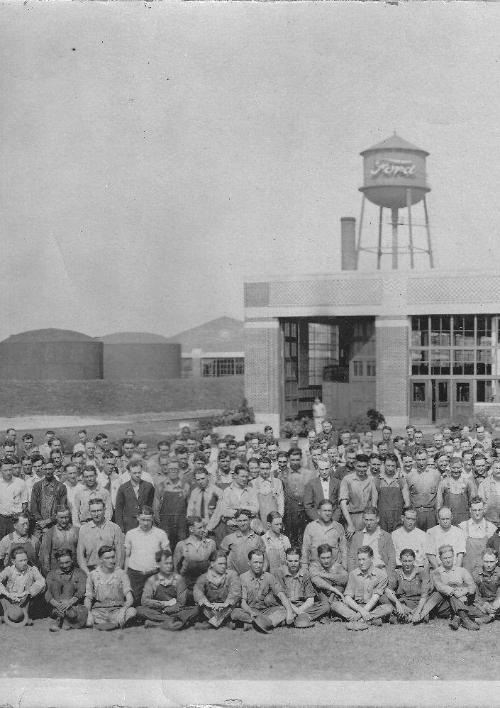 Ford Assembly Plant Jacksonville, FL 1924 - 1932