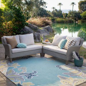 Belham Living & Coral Coast Conversation Patio Sets on Hayneedle - Belham Living & Coral Coast Conversation Patio Sets For Sale