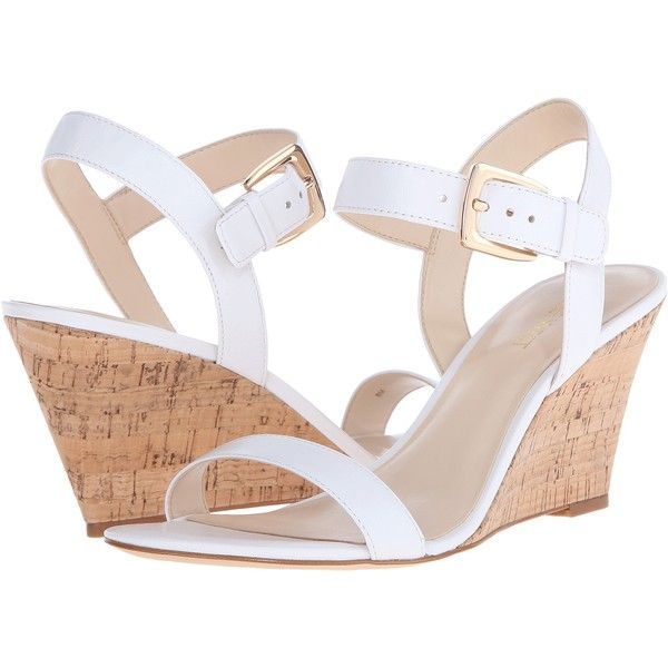 1000  ideas about White Wedge Sandals on Pinterest | White wedges