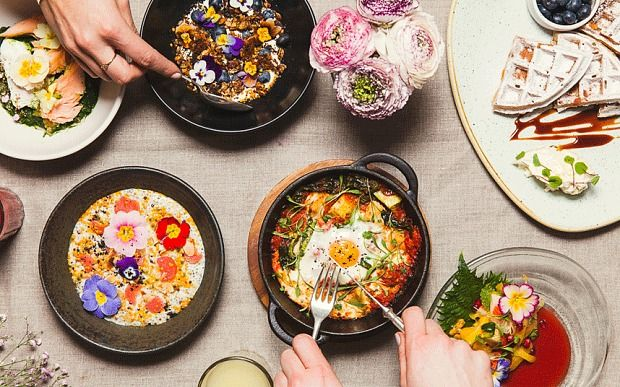 Telegraph | London's most unusual brunches. I need to try every single one of these!