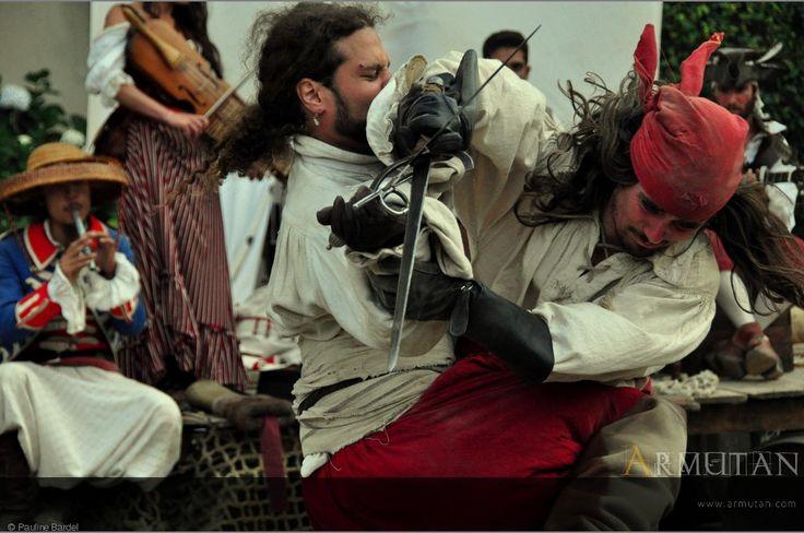 ©#armutan ©#paulinebardel #pirates #spectacle #rapière #combat #duel