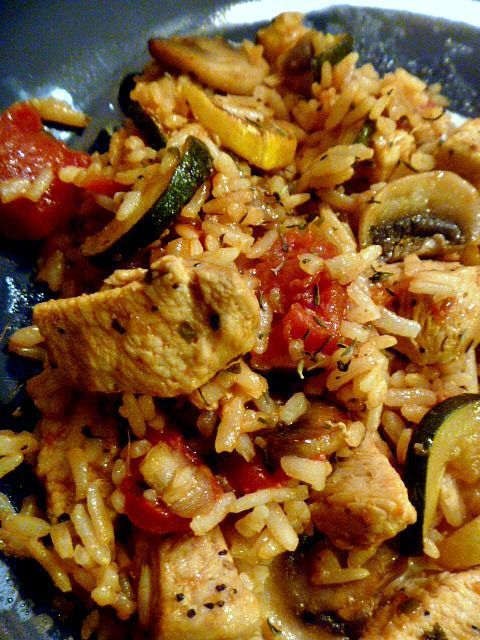 Slice of Southern: Mediterranean Chicken
