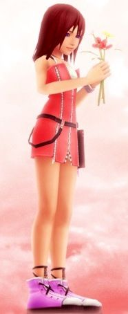 Kingdom Hearts 2, Kairi