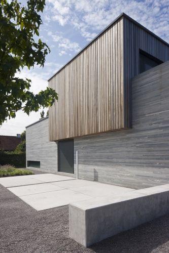 EENGEZINSWONING IN NATUURSTEEN - Zoek een Architect