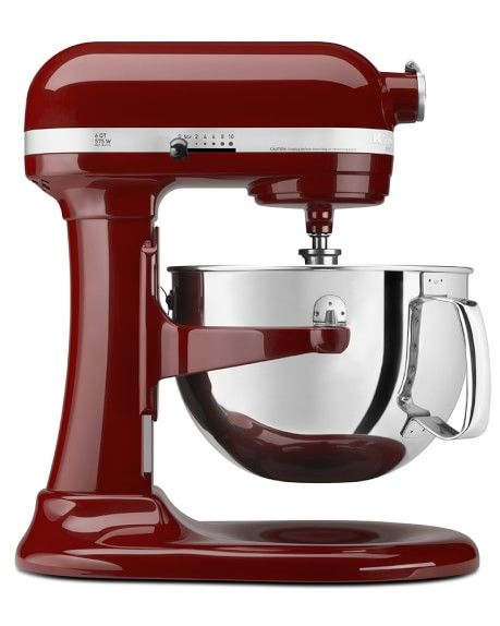 KitchenAid® Pro 600 Stand Mixer, red