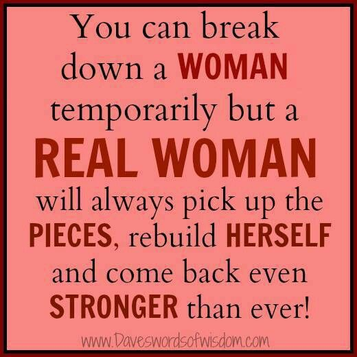 Quotes On Female Strength