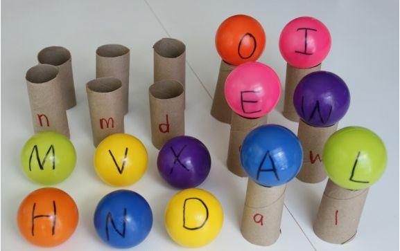 Dondurmadan alfabe yapıyorum ve oynuyorum (İngilizce alfabe öğretim materyali) – KENDİN YAP, ÖĞREN, EĞLEN! #kendinyap,#diy