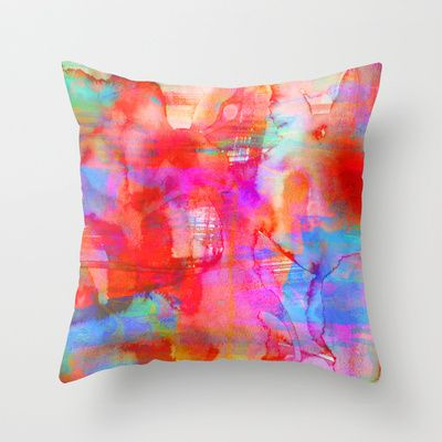 Free shipping thru monday worldwide Dreaming Throw Pillow by Amy Sia | Society6