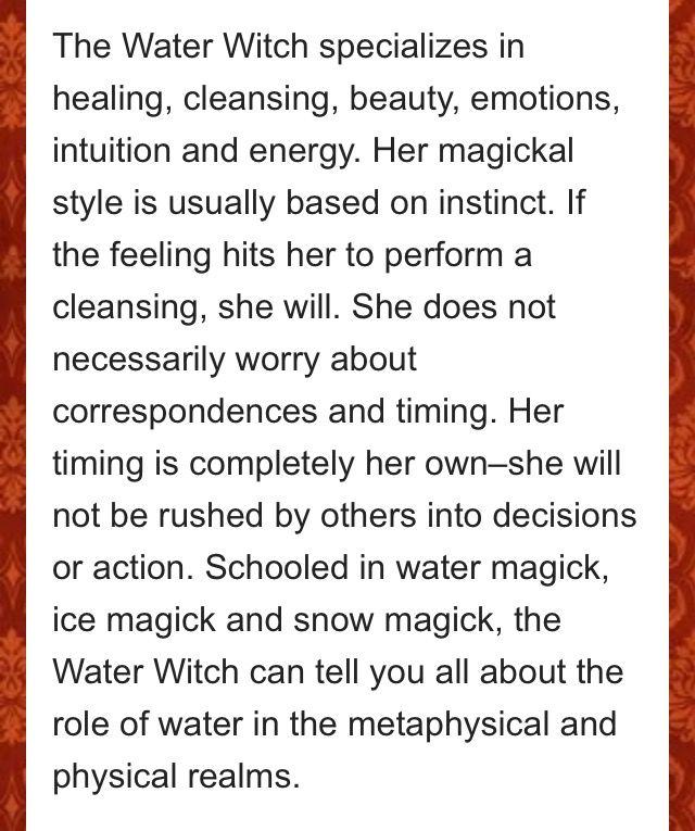 Sea witch~ pagan ocean magic sea magic