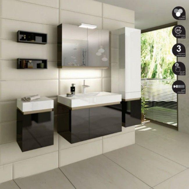 Изберете от висока гама мебели за баня или поръчайте мебели, изработени по Ваше желание и вкус.