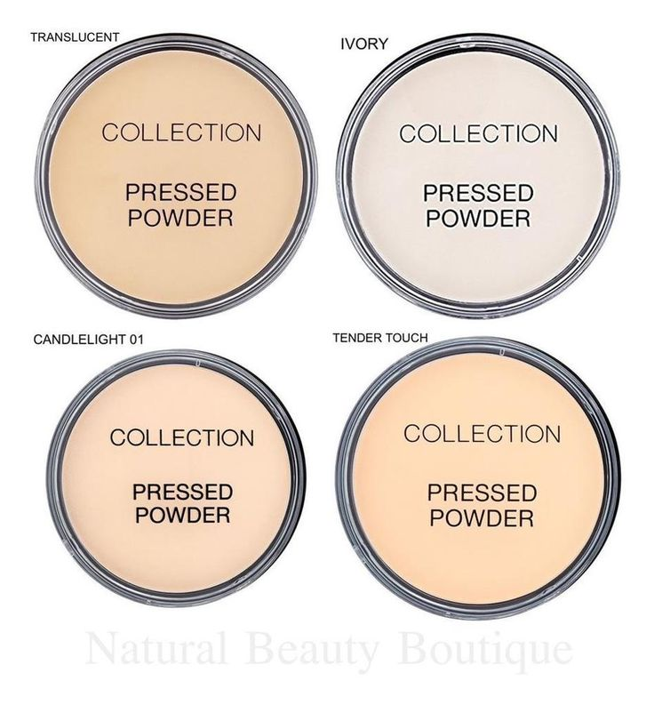 COLLECTION MAKEUP Foundation Setting PRESSED Face POWDER Ivory Translucent etc in Health & Beauty, Make-Up, Face   eBay!