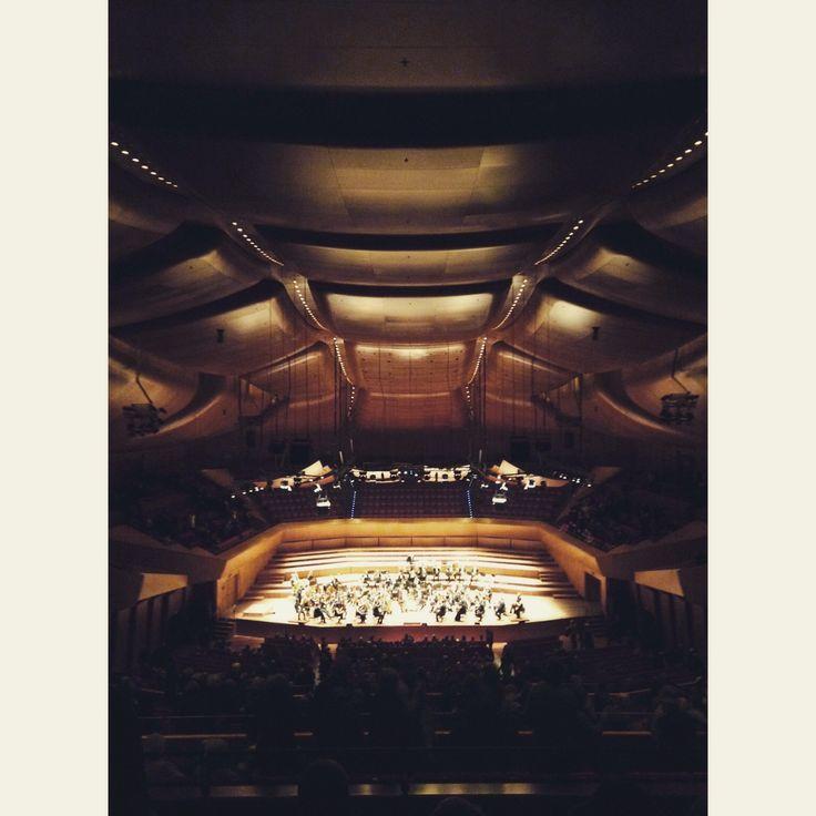 Auditorium parco della musica sala santa cecilia rome for Auditorium parco della musica sala santa cecilia