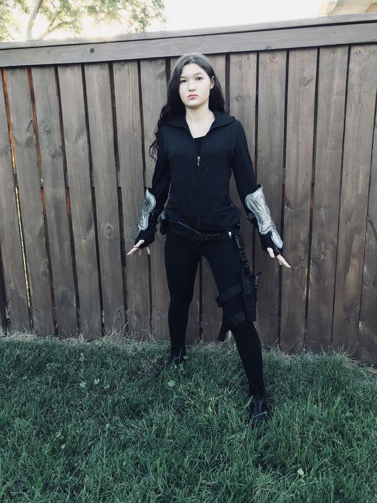 Daisy Johnson cosplay, agents of shield