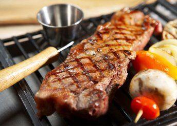 3,5 órás Barbecue Party főzőest vacsorával májusban a Bourbon Kreatív Élménykonyhán