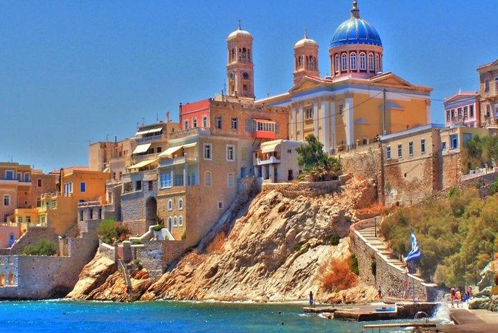 Ermoupoli, Syros, Greece