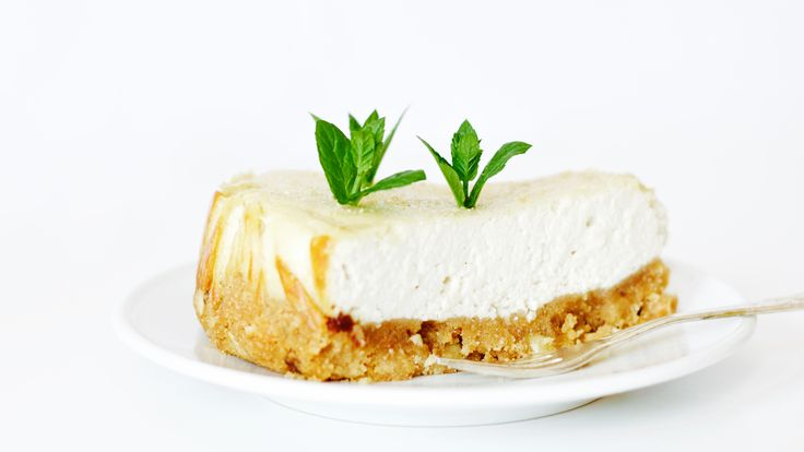 Citrónový cheesecake – A co teda jíš? – Veganské recepty