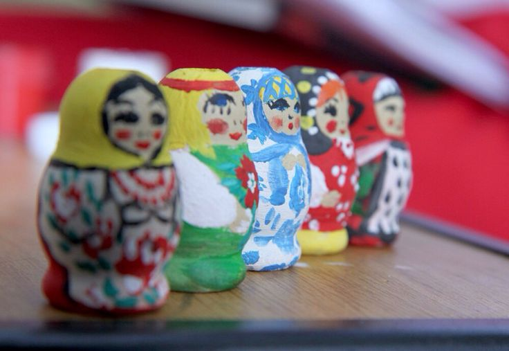 Matryoshka DIY