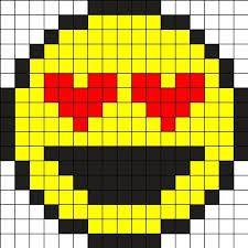Smiley En Pixel Art