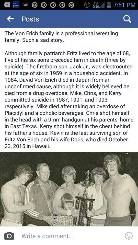 Von Erich family