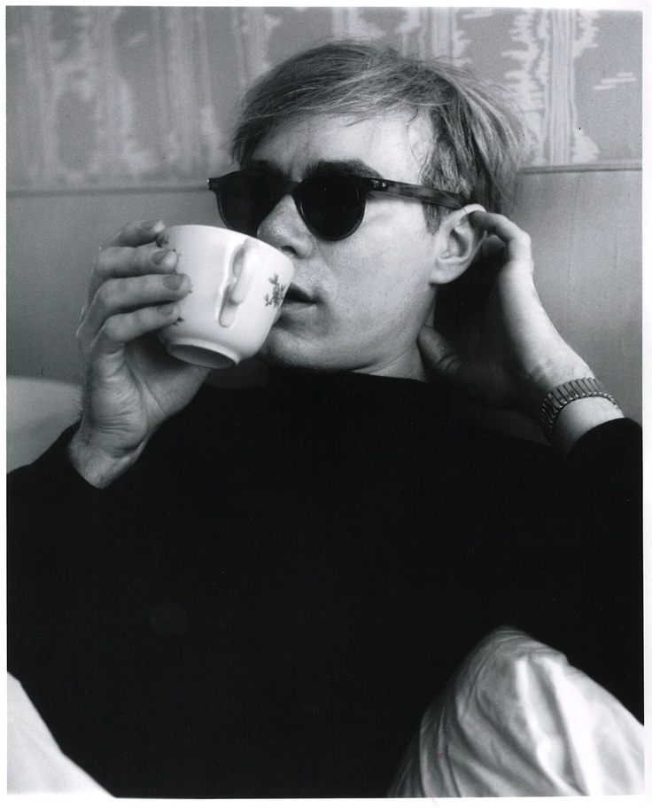 Andy Warhol - black and white