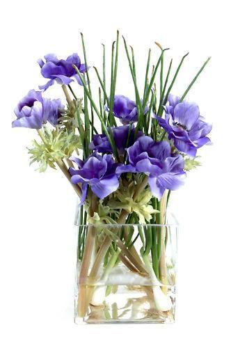 17 melhores ideias sobre composition florale artificielle for Jolies fleurs artificielles