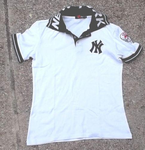 NY-NEW-YORK-YANKEES-POLO-FEMME-42-BASEBALL-OFFICIEL