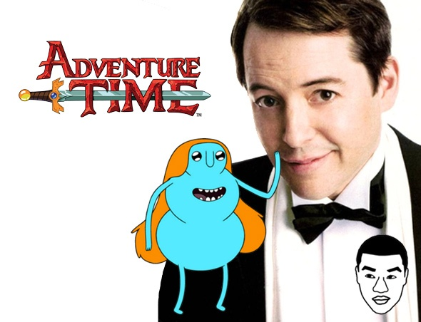 Adventure TIme - 5 of The Best Adventure Time Guest Voices