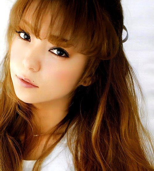 Namie amuro - Love the hair