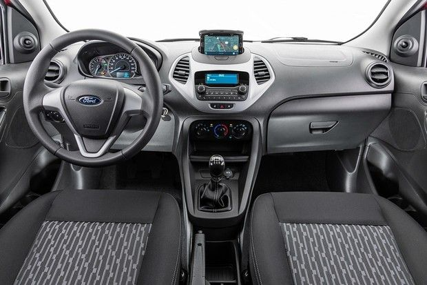 Teste Novo Ford Ka 1 0 Mantem Foco No Custo Beneficio E Promete Mais Seguranca Ford