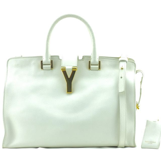 Yves Saint Laurent Small Cabas Y Bag on Carousell