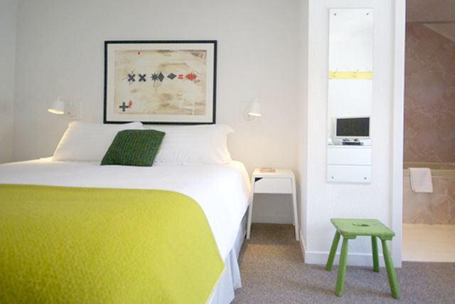Mhor 84 Motel (Perthshire, Scotland)Mhor 84, just outside of Glasgow, is the ideal place to steal away for a quiet weekend or rest your head on the way up to The Highlands. Its seven simple, well-appointed rooms offer hotel quality at motel prices. The wonderful on-site restaurant, alo...