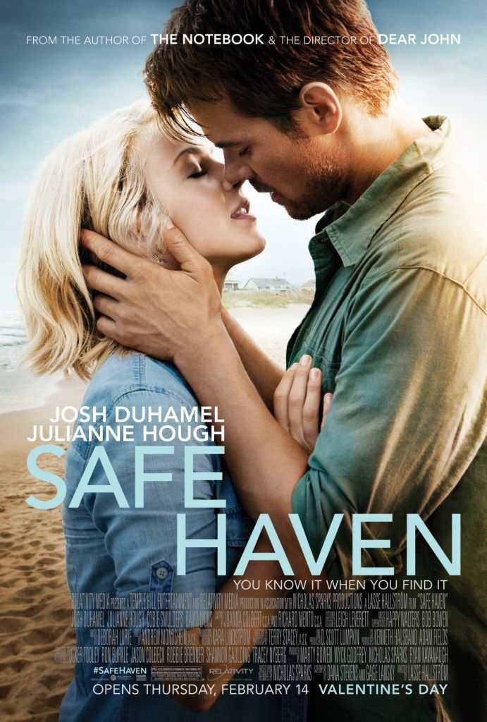 Win a Kindle on 5 Minutes for Books to celebrate the new Nicholas Sparks movie Safe Haven.