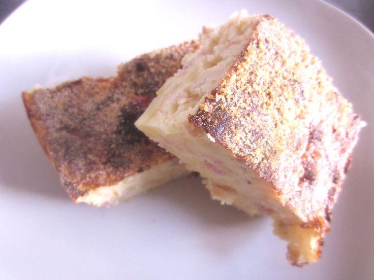 Potato gateau recipe: a pure Naples' dish - http://easyitaliancuisine.com/potato-gateau-recipe-post/