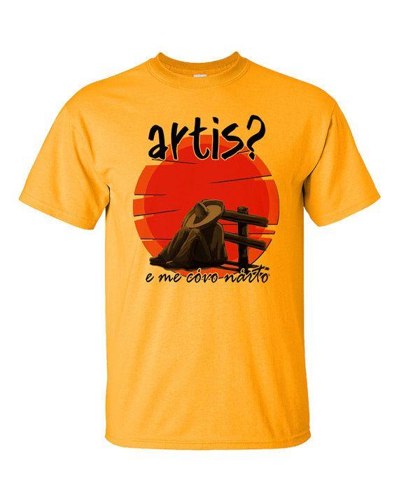 Ikaria T-Shirt Ikaros Artis Xristos Raches Icarus by 969Tshirts