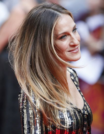 Sarah Jessica Parker: The Hairstyle Matching Her Image