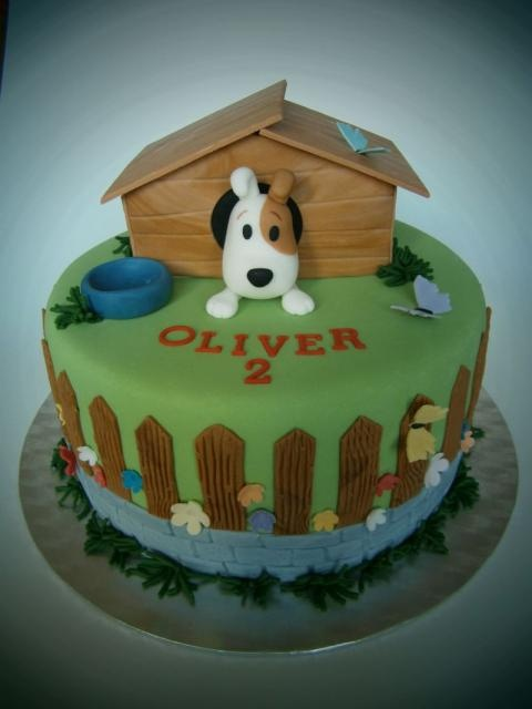 Puppy Birthday!