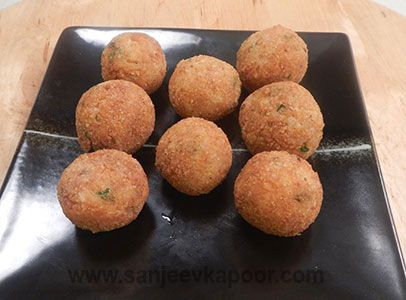 21 best fusion images on pinterest sanjeev kapoor cooking food how to make crab rice balls recipe by masterchef sanjeev kapoor forumfinder Images